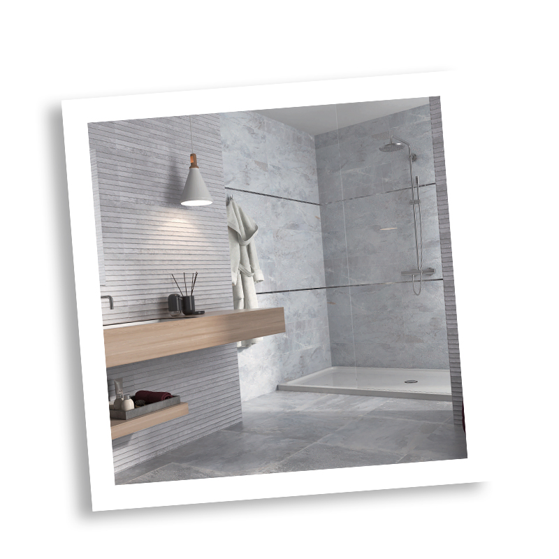 Light Grey Tiles For Bathroom: 28 Elegant Light Grey Bathroom Tiles