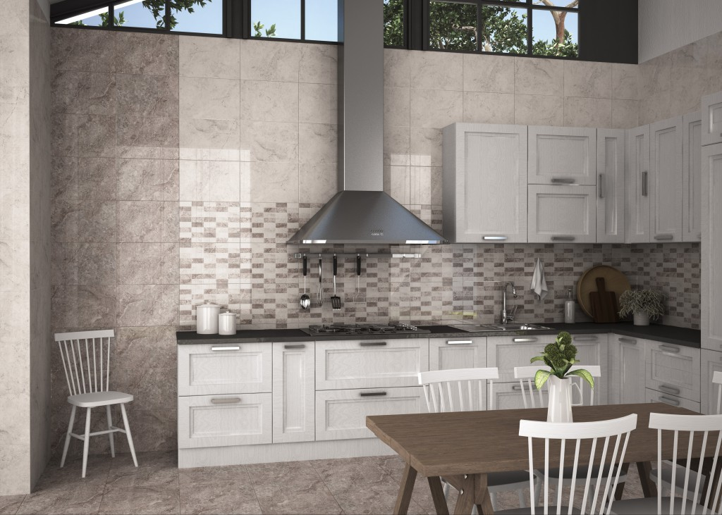 Spell Dark Grey Wall Tile
