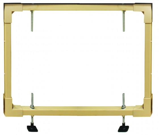 N&C Easy Fit Bath Frame End Panel Support