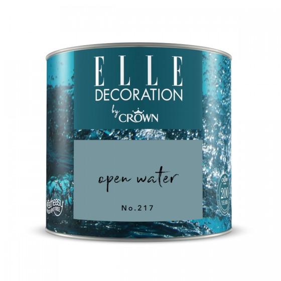Crown Elle Decoration Flat Matt Open Water No 217 125ml N C Tiles And Bathrooms
