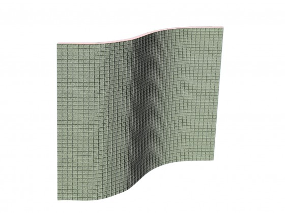 Nicobond Long Cut Vertical Tile Backer Board