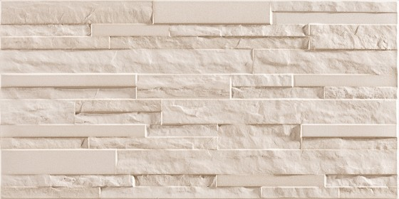 inspire ivory structure wall tile