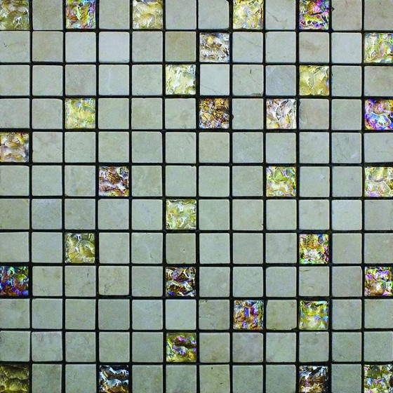 Image result for Aegean Mosaic Gold Bronze Stone/Glass Sheet