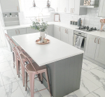 marble bevels and statuario kitchen transformation 7